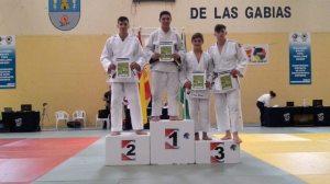 Equipo de judo TSV.