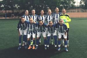 Once del Cajasol Sporting ante el Levante.