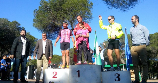 Cross Pinares de Cartaya.