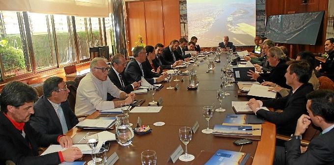 Consejo de Navegacion y Puerto APH
