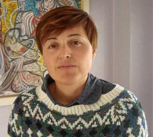 Isabel Lancha, portavoz IU Ayuntamiento de Nerva.