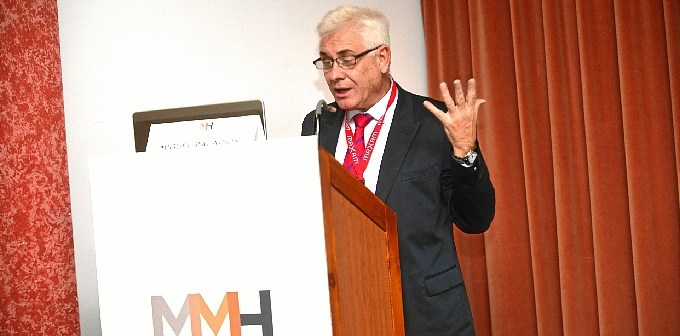Miguel Palacios, Director General de Metalurgia