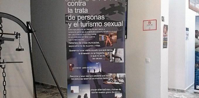 Expo trata blancas