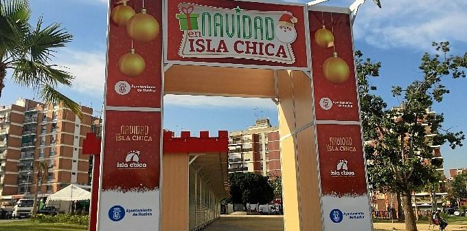 Navidad Isla Chica
