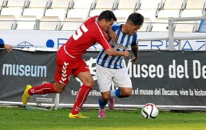 Recreativo de Huelva-Murcia.
