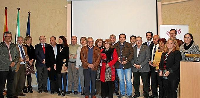 Imagen de archivo de la entrega de los premios en su edición del pasado año.