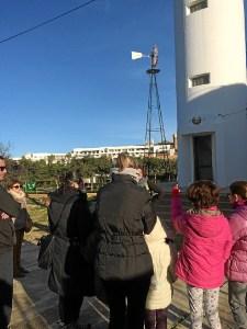 Faro de El Rompido 16 enero16 Puerto Huelva