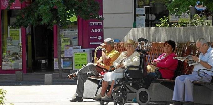 Mayores pensiones Huelva