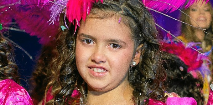 Reina infantil Carnaval de Ayamonte (2)