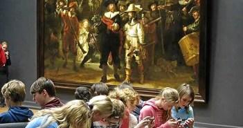 Rembrandt y los Smartphones