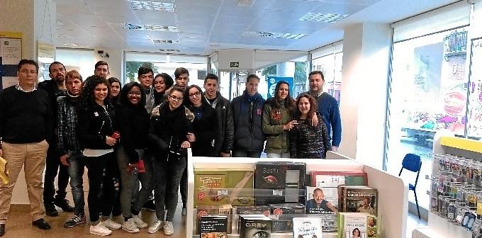 2016-01-26 Huelva OP Visita FP Salesianos