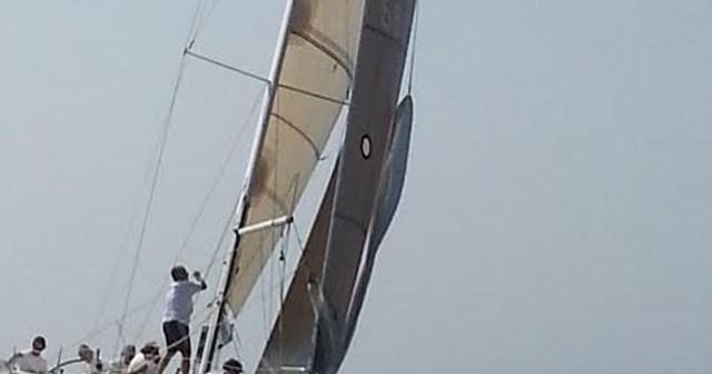 Barco de cruceros Asisa X Kaya.