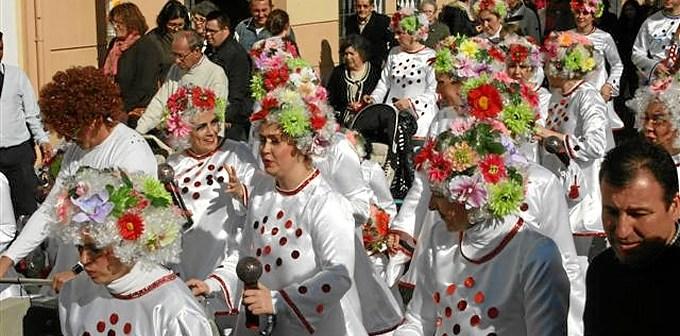 Carnaval infantil Lepe