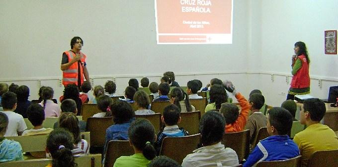 Cursos Cruz Roja Juventud