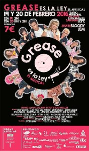 Grease es la ley Lepe