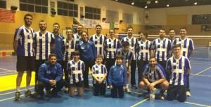 Recreativo IES La Orden en el Campeonato de Andalucía.
