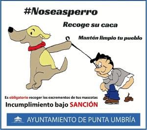 Limpiza #Noseasperro