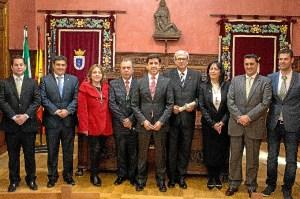 Medallas de la Ciudad Ayamonte 28-F (1)