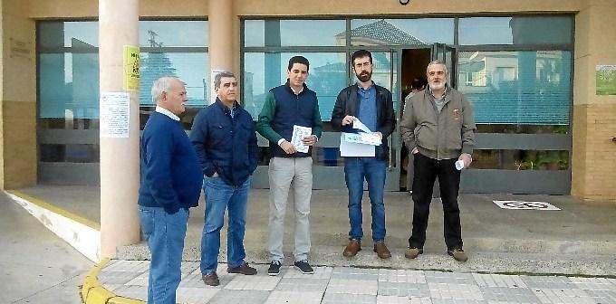 PP Nerva denuncia colapso Urgencias