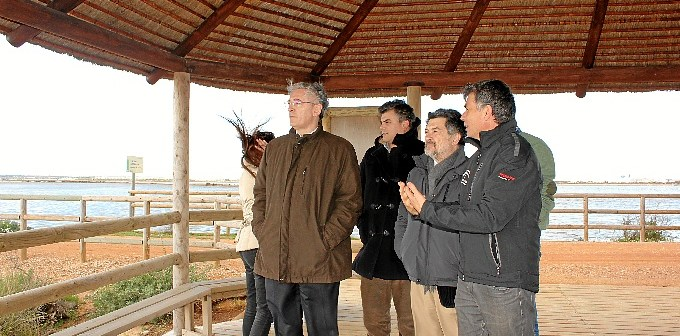 Visita Puerto Huelva Paraje Natural Marismas Odiel1