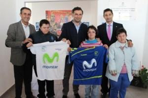 Club Inter Movistar en Moguer.