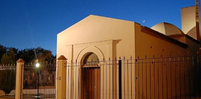 Capilla de San Cristobal de Lepe.