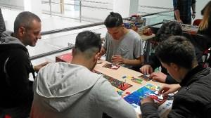 Juegos de Mesa en Casa de la Juventud La Ruta