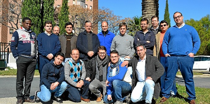 Seminaristas 'Llamados a reconciliar'