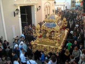 Imagen de archivo del Santo Entierro.