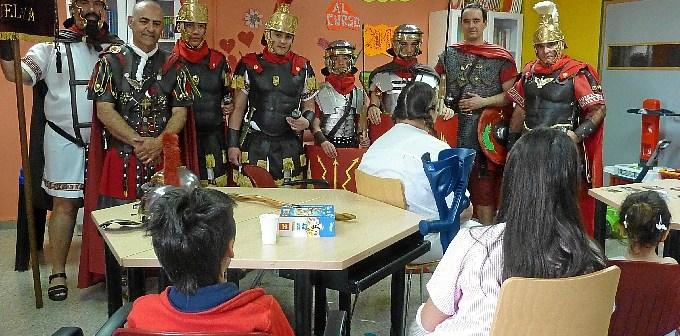 Visita centuria Romana