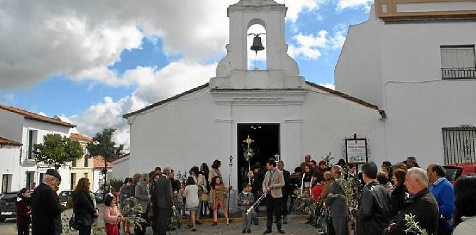 domingo de ramos en zalamea la real (1)