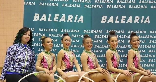 Club Gimnasia Rítmica Onuba.