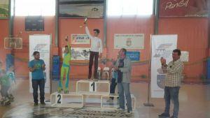 Copa Provincial de Patinaje Artístico en Aljaraque.