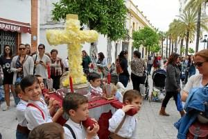 cruces de mayo infantiles en la palma del condado (3)