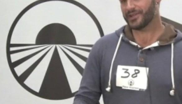 Nacho, concursante de Pekín Express.