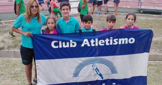 Club Atletismo Arcoiris de San Juan del Puerto.