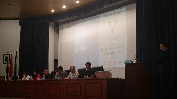 Simposio 'Huelva,cuna del fútbol español'