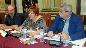 Grupo Muncipal IU Ayuntamiento de Huelva pleno mayo 2016