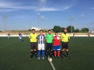 Fundación Cajasol Sporting-Collerense.