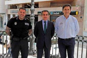 Convenio entre Huelva 2016 y La Caixa.