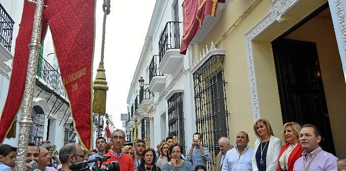 Mayordomos Simpecado Montemayor (1)