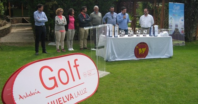 Torneo Huelva La Luz de golf.