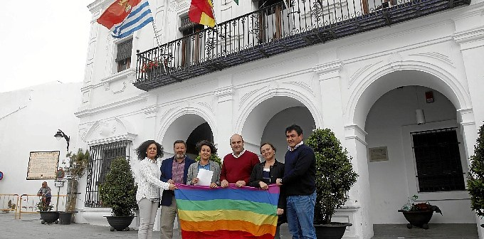 PSOE Cartaya (LGTBIfobia)
