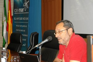 conferencia almadrabas en la Universidad de Huelva (2)