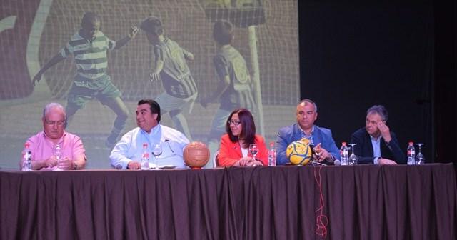 Presentación de la EdcaCup en Punta Umbría.