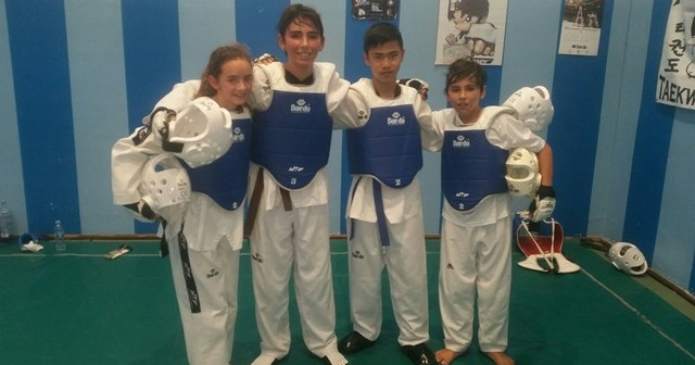 Club Amk-chitae taekwondo Lepe.