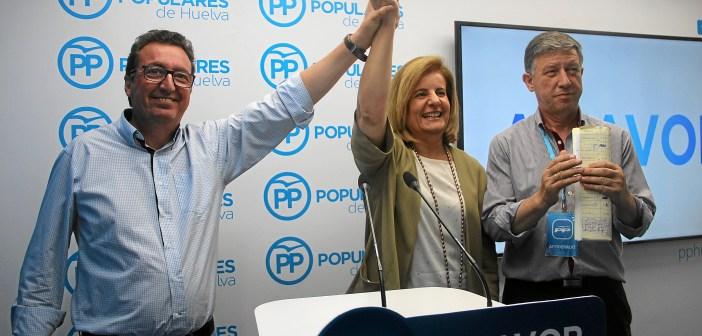 BALANCE PP ELECCIONES GENERALES EN HUELVA
