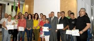 Diplomas programa Servicio Responsable
