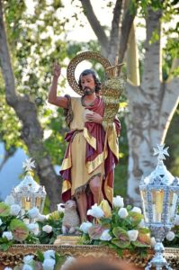 Fiestas San Juan Palos
