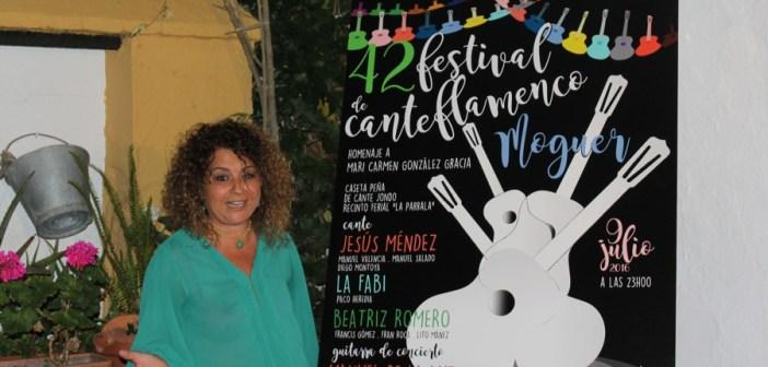 Gloria Ortega nos presenta su obra